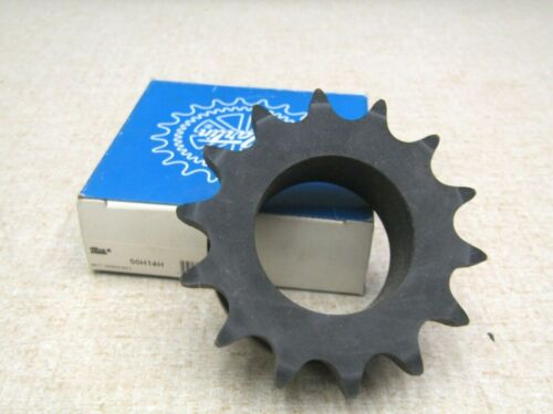 Martin Sprocket 50H14H  #50, 14 Teeth Hardened Teeth H Bushing Bore
