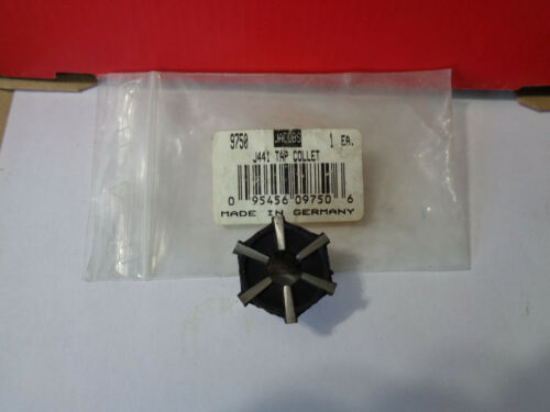 """JACOBS J441 rubber flex tap collet .176"""" - .383"""" for tapping heads Free shipping"""