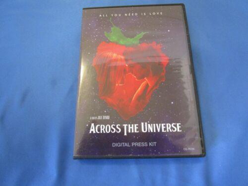 DIGITAL MOVIE PRESS KIT ACROSS THE UNIVERSE  EVAN RACHEL WOOD
