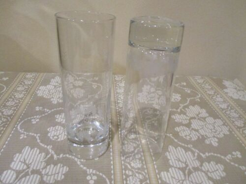 Courvoisier  Cognac Jumbo Shooter Shot Glass, 7 oz (2 pcs)