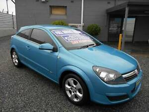 holden astra cdx automatic hatchback 2005 55139kls Klemzig Port Adelaide Area Preview