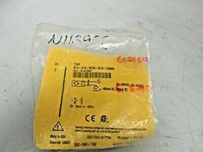 New Turck Inductive Sensor Bi G18-rz3x-b1431