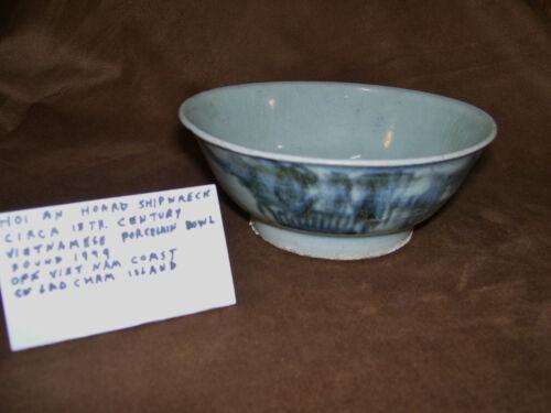 Vietnamese, Vietnam, Viet Nam, An Nam, Hoi An Hoard, ceramic - 15 Century Bowl