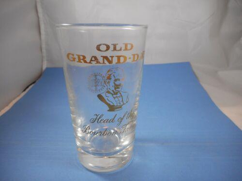 OLD GRANDAD BOURBAN GLASS