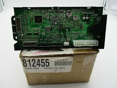 Wolf 812455 Pcb Assembly Oven Cont Double 30 Svce Lot 3355