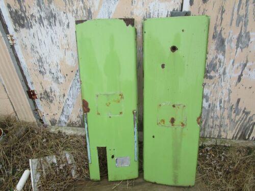 ORIGINAL RAPIDAYTON GAS PUMP Panels Porcelain