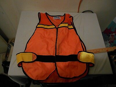 Galls High Visibility Safety Security Reflective Safe Vest Gear Visible 40926