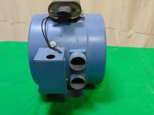 EG&G Rotron Spiral Centrifugal Regenerative Blower SL4P2 115v