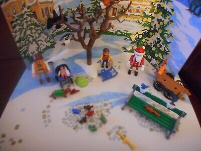 Playmobil 4152 Christmas in the Park Advent Calendar 2005 replacement pieces