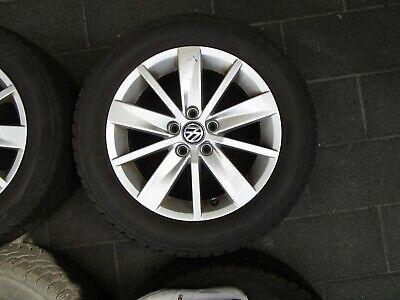 VW Cross Polo Winterreifen auf Alufelge 185/60R15 Bridgestone Blizzak BJ16 6mm online kaufen