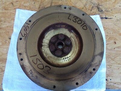 Kubota L3010. 1503 Flywheel