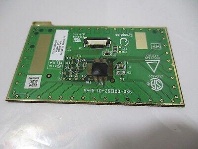 Asus Synaptics Tm 00450 011 920 001292 01 Rev A Board