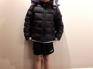 Moncler kid's down jacket size 10 for sale!