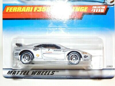 Hot Wheels 1999 FERRARI F355 CHALLENGE coll. #1115