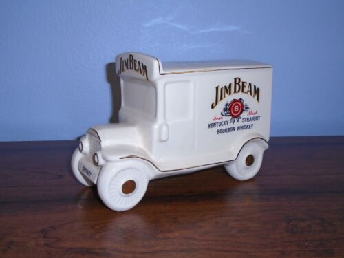 RARE Jim Beam Delivery Truck Bank 1996 WADE 26th Convention Seattle 300 MADE