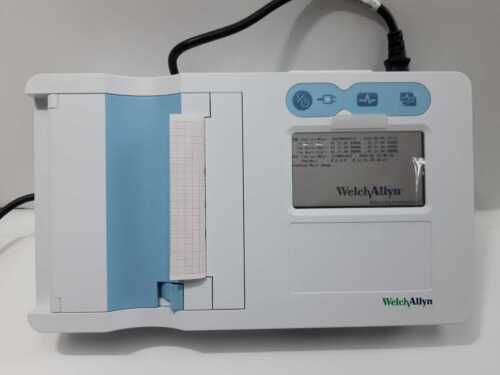 Welch Allyn CP50 Resting ECG Machine 901048