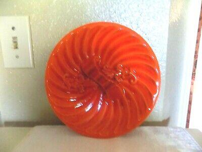Mid Century Modern Haeger USA Pottery Ashtray