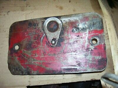 Vintage Mccormick Farmall H Tractor - Clutch Cover - 1951