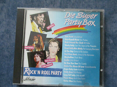 Die super Party Box--Rock`n Roll Party
