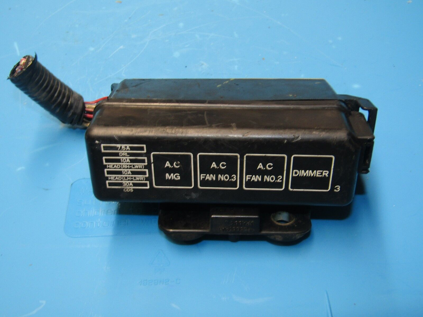 Used Chevrolet Charging Starting And Related Parts For Sale Page 9 Chevy Vega Fuse Box 2000 2002 Prizm Oem
