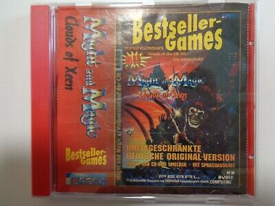 MIGHT AND MAGIC CLOUDS OF XEEN --> BESTSELLER GAMES NR. 6 /// PC