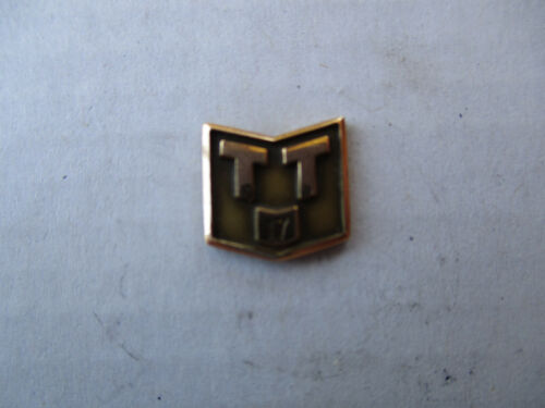 Terminal Transportation 17 yr Service Safe Driver Award Trucker Trucking Pin