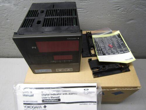 YOKOGAWA UM350-00 Digital Indicator Style T1BB05575-245