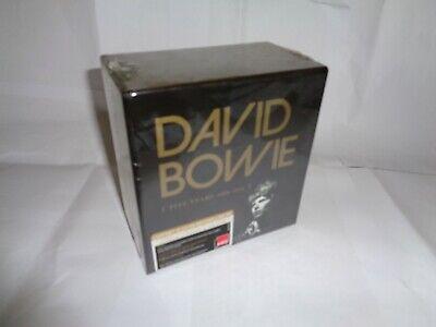 DAVID BOWIE FIVE YEARS 1969-1973 LIMITED EDITION GOLD DISC cd box set NEW SEALED comprar usado  Enviando para Brazil