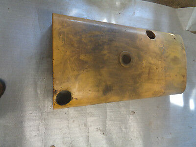 John Deere 1010 Crawler Dozer Hood Gas With Emblems