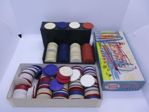 bf goodrich poker chips vintage