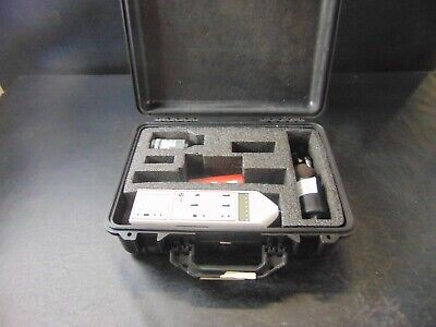 Quest Technologies Model 2700 - Impulse Sound Level Meter 2 - Qc-10