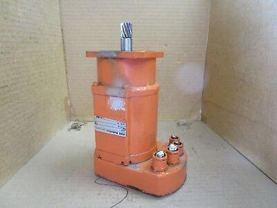 Abb Robotics Elmo Servo Motor Ps-906-38-p-lss-3613 3hab 3124-1 Used