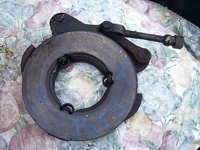 Vintage Oliver 1600 -1650 Tractor -brake Actuator Adjustor Nut