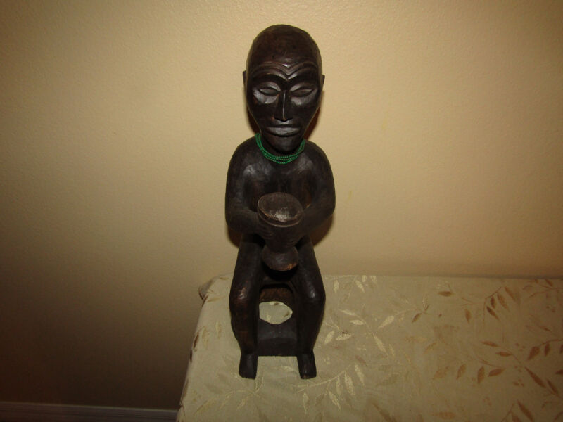 African Ceremonial Carving