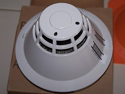 New Adt-phs Intelligent Photoelectric Heat Smoke Detector Fire Alarm New In Box