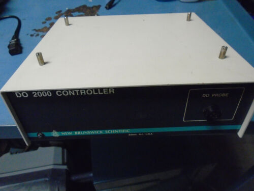DO-2000 CONTROLLER NEW BRUNSWICK SCIENTIFIC M1230-3501 FREE SHIPPING