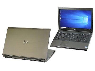 Dell Precision M6700 Core i5 2.70GHz 8GB 1TB NVIDIA Quadro K3000M HDMI Laptop