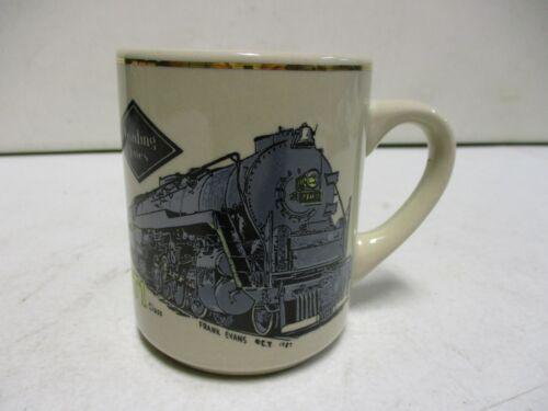 Reading Lines T1 Class Train Ceramic Coffee Mug