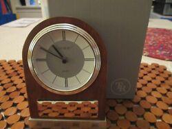 Things Remembered Danbury clock in box