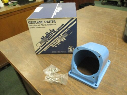 Meltric Db6 Angle/box 89-6a053-080-112 New Surplus