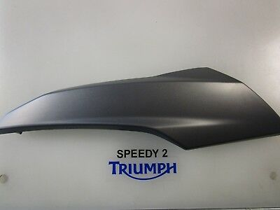 TRIUMPH SPEED TRIPLE R MATT GRAPHITE RIGHT HAND SIDE BELLY PAN T2303565-LS