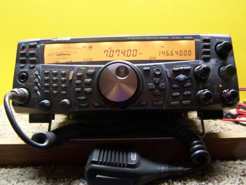 Kenwood TS-2000 Multi Band Transceiver
