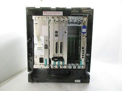 Panasonic Kx-tda100 Hybrid Ip-pbx Lcot16 Dlc16 Pri23 Mpr T9-c5