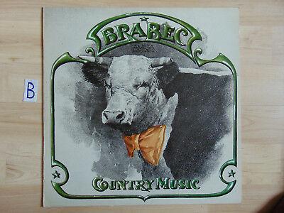 Schallplatte  ST33 Vinyl. Brabec  Country Musik ()