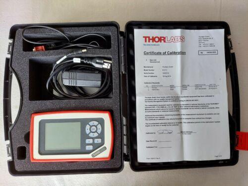 Thorlabs GM10HS with S121C (Hanamatsu) Sensor - Brand New - FREE SHIPPING