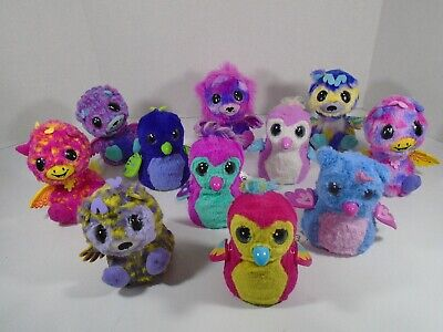 LOT OF 11--SPIN MASTER SURPRISE HATCHIMALS (LOOK)