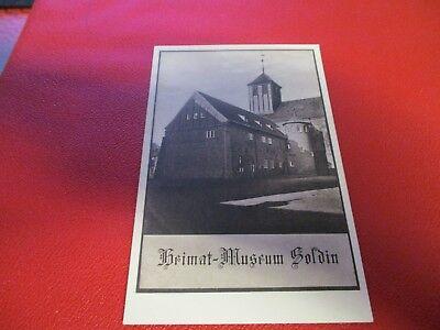Soldin - Heimatmuseum / Mysliborz (Stadt und Kreis)  AK159