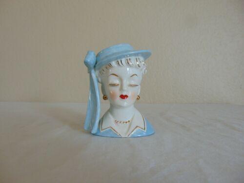 Vintage Irice Head Vase