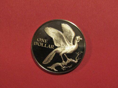 Trinidad-Tobago 1973 1 Dollar Proof Coin