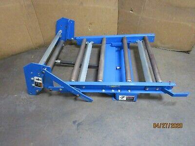 Lewco 27 Gravity Spring Conveyor Gate Construction Width 30